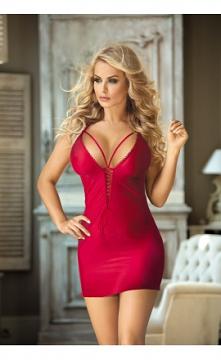 Czerwona bielizna na walentynki. Urocza, seksowna? Ale czy niezbyt oklepana ? Sprawdź nasze modele, a z pewnością się zauroczysz !