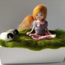 "Yoginka-Kolekcja ""Meditation und Entspannung"" Pracownia Magisches Atelier"