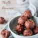 Trufle brownie - Wypieki Beaty