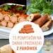 15 pomysłów na dania i przekąski z parówek#parówki #pomysly