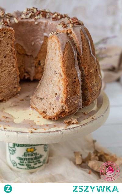 Korzenna babka z jabłkami - Najlepsze przepisy | Blog kulinarny - Wypieki Beaty