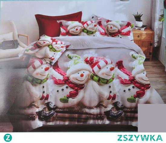 Świąteczne modele pościeli w Pantofelek24.pl