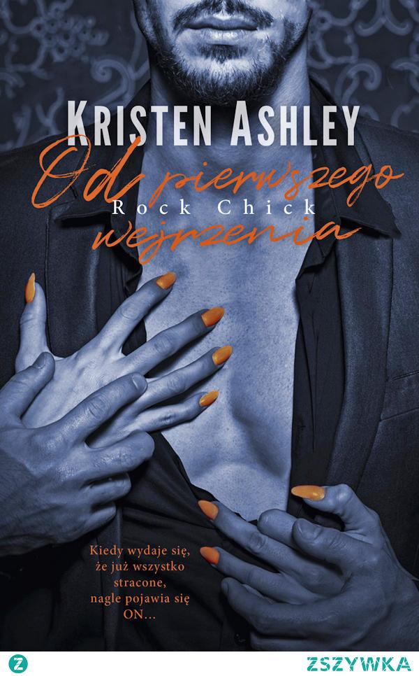 """Książka Kristen Ashley """"Od pierwszego wejrzenia"""" jest hmmm… co najmniej intrygująca. Dlaczego? Chcesz ją czytać, a zarazem nie chcesz. Z jednej strony byłam ciekawa z każdą kolejną kartką co będzie dalej. Z drugiej, irytujący jest trochę (przynajmniej dla mnie) styl pisania Autorki, albo styl bycia bohaterki. Bohaterki, z którą spotykamy się już po raz trzeci. O czym dowiedziałam się już po przeczytaniu książki, więc jeżeli kogoś zastanawia, czy można poznać historię Roxie (bo tak na imię ma główna bohaterka) bez czytania poprzednich części, to tak – można."""