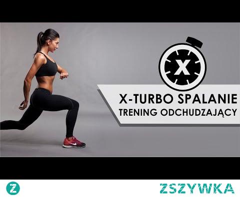 Jeden z najbardziej wymagających domowych treningów odchudzających!  Kto z Was lubi wracać do X-Turbo Spalanie - Ekstremalny Trening Odchudzający?