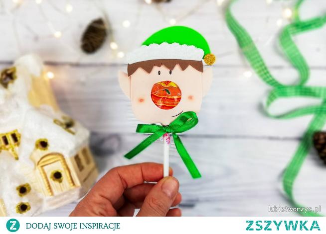 Tutorial ukazujący sposób wykonania elfa z wykorzystaniem lizaka ;)