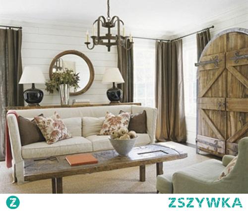 Czym wyróżnia się mieszkanie w stylu wiejskim? Jakie funkcjonalności posiada? A wreszcie - w jaki sposób je urządzić? Jedno jest pewne, drewniane akcenty będą stanowić główną rolę! Zapoznaj się z poradami, które dla Ciebie przygotowaliśmy i zacznij planowanie mieszkania!
