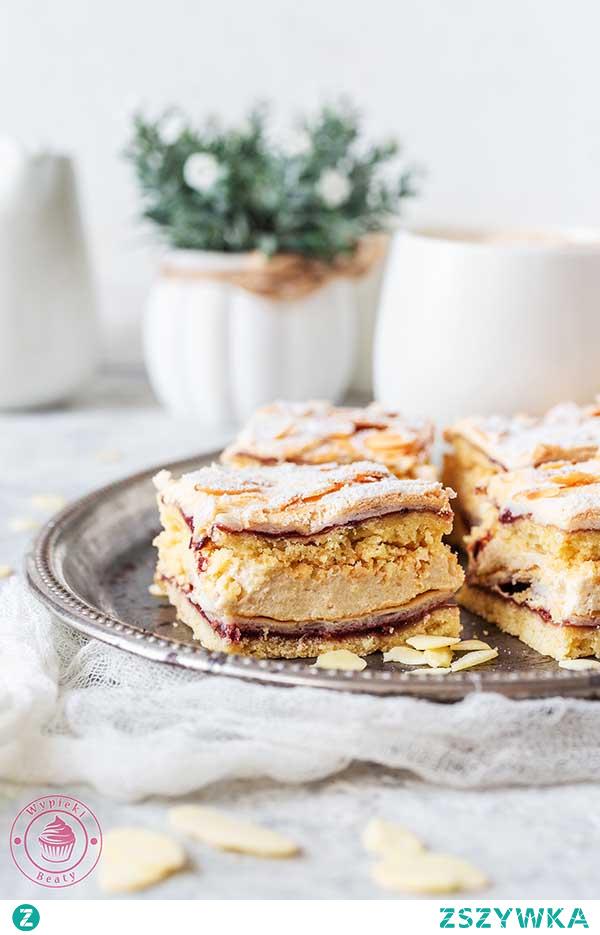 Ciasto porzeczkowa pychotka - Najlepsze przepisy | Blog kulinarny - Wypieki Beaty