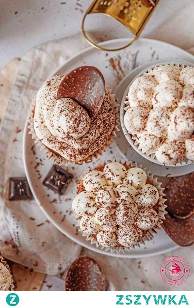 Babeczki tiramisu - Najlepsze przepisy | Blog kulinarny - Wypieki Beaty