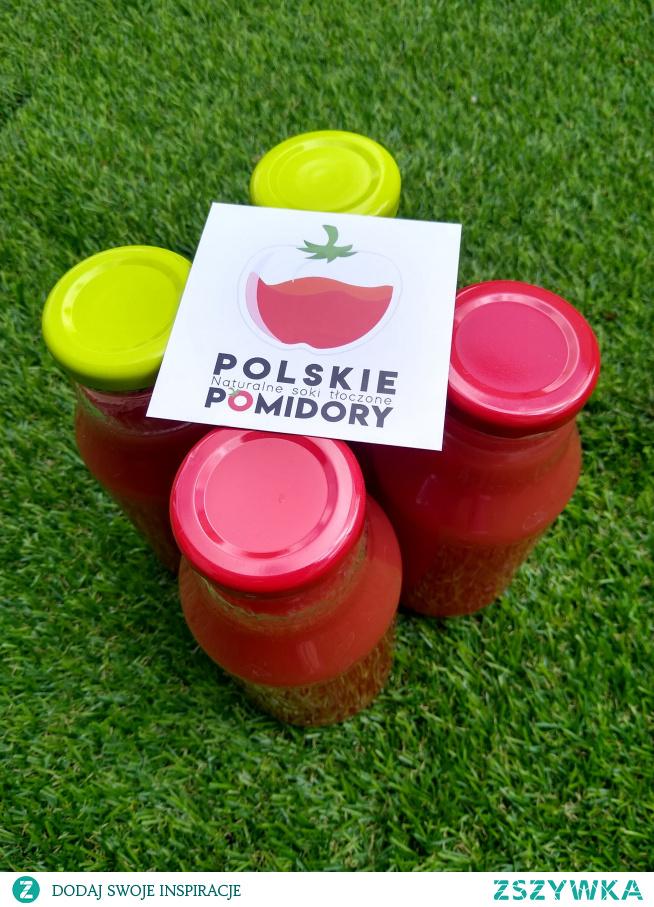 Polskie Pomidory Polskie Soki naturalne  Soki pomidorowe