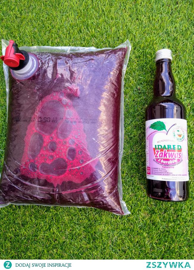 Sok z buraka - super naturalny sok na energie!