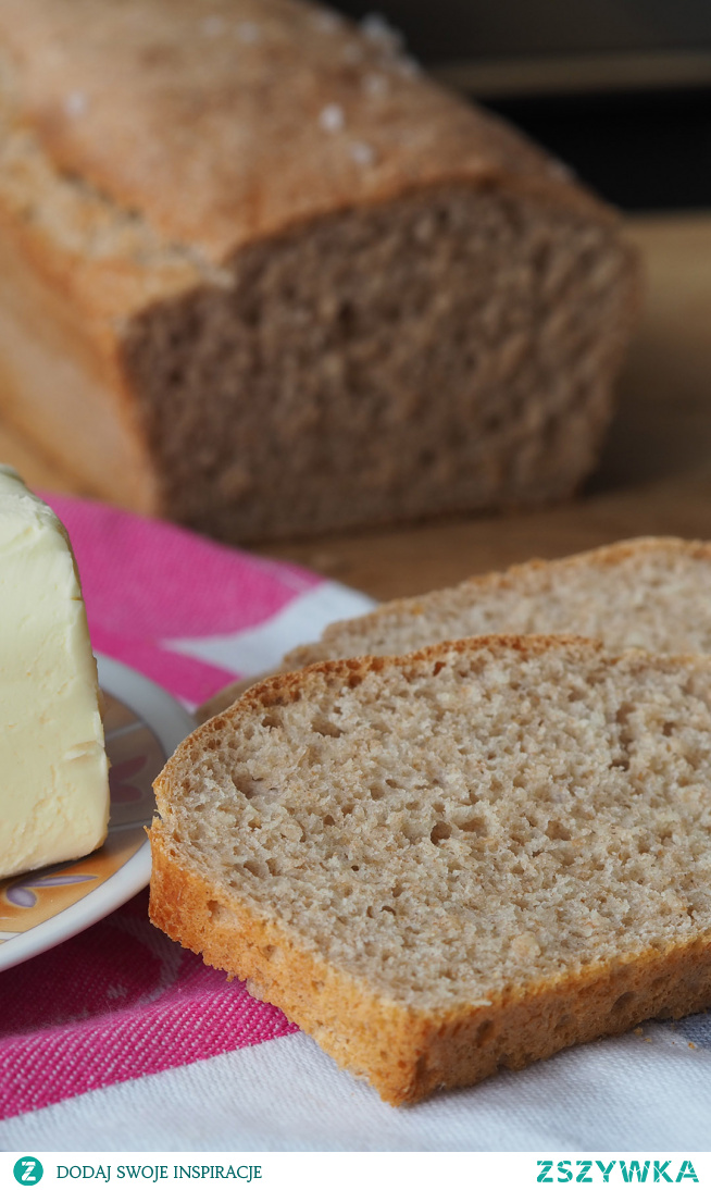 Ekspresowy chleb na drożdżach. Żyjemy obecnie w ciężkich czasach i nie zawsze możemy lub chcemy wyjść z domu. A jeść musimy! Oto przepis na ekspresowy chleb na drożdżach. Łatwy, ale przede wszystkim szybki do zrobienia przez każdego.