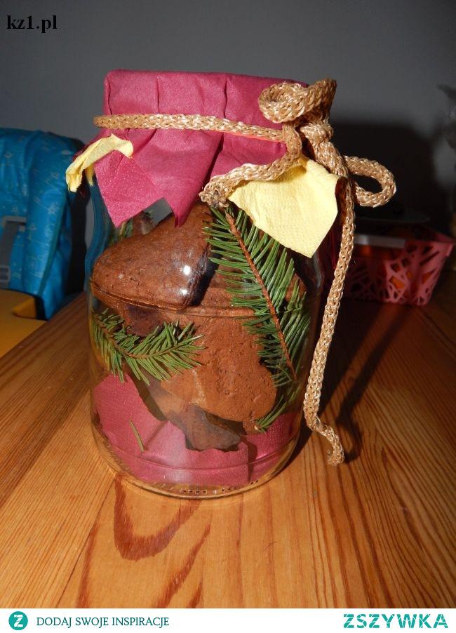 Pyszne i proste pierniczki kakaowe.