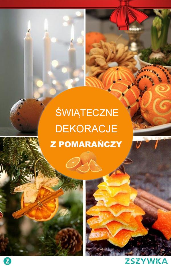 Świąteczne Dekoracje z Pomarańczy: TOP 20 DIY Pomysłów na Świąteczne Ozdoby