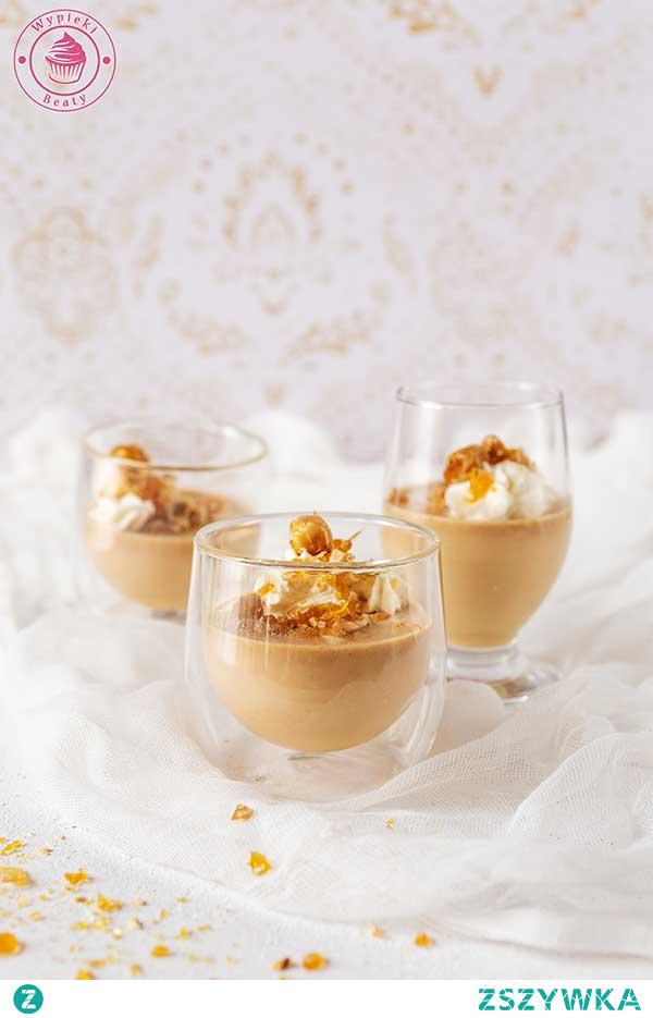 Karmelowa panna cotta - Najlepsze przepisy   Blog kulinarny - Wypieki Beaty