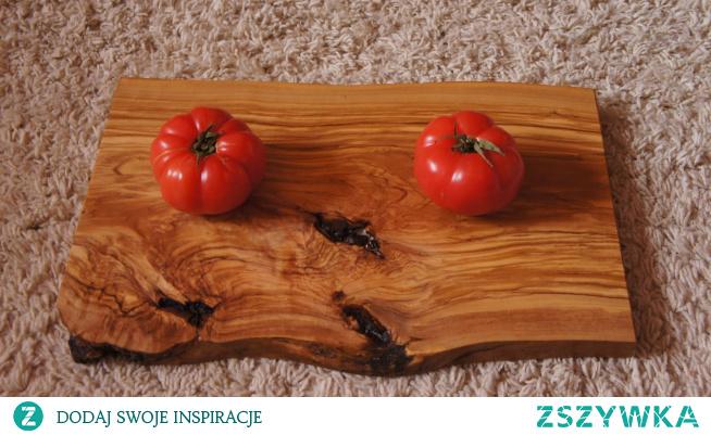 jedyna, niepowtarzalna, piękna - deska z drewna oliwnego. Zapraszam do kontaku
