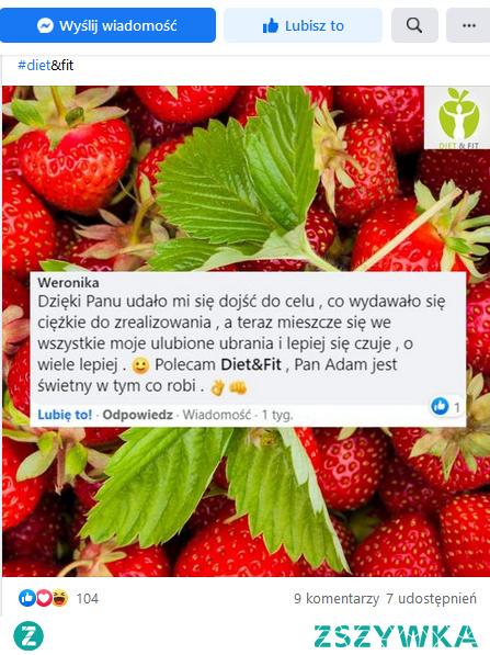 Opieka Dietetyka z rabatem dla czytelników Bloga za 3 miesiące tylko 149 zł   sprawdź klikając w zdjęcie