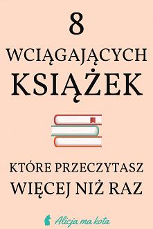 8 książek, które przeczytas...