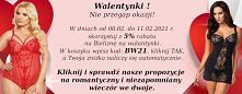 Nowa promocja bielizna na walentynki w korzystnej cenie. Wejdź na diores.pl i skorzystaj. Czerwona bielizna idealna na walentynkowy upominek. Przekonaj sie !