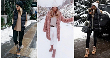 Zimowe stylizacje dla prawd...
