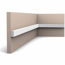 Listwa ścienna SX194 Orac Decor to sztukateria dekoracyjna w prostej formie ( kształt prostokąta ). Listwy ścienne dekoracyjne jak SX194 Orac Decor to skromne w zdobienia uniwer...