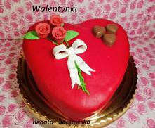 Torcik   Walentynkowy
