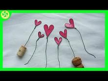 Jak zrobić Serce z drutu, k...