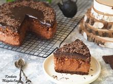 Śliwka w czekoladzie z chrupką