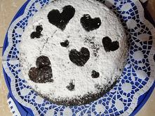 ciasto czekoladowe dla aler...