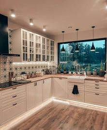#kuchnia #podświetlenie