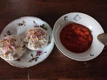 krem paprykowo pomidory