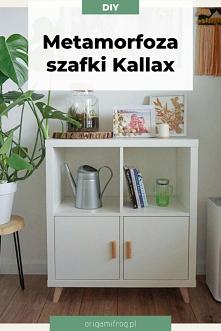 DIY Metamorfoza szafki Kall...