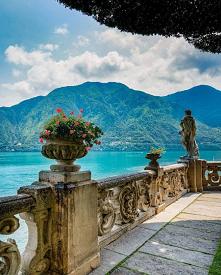 #Como #jezioro #Italia #Włochy