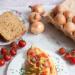 #Omlet z warzywami #jajka