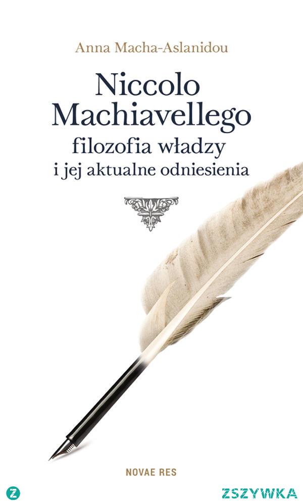 Można by bez końca pisać o filozofii Machiavellego, ale książka skupia się na czymś innym. Odnośniki i porównania do makiawelizmu można znaleźć w różnych dziedzinach życia, na przestrzeni wieków ta filozofia zawsze budziła emocje. Autorka pokusiła się o porównanie zasad działania korporacji i dużych przedsiębiorstw z teorią dobrego funkcjonowania państwa i właściwego kierowania państwem, jaką stworzył włoski filozof.