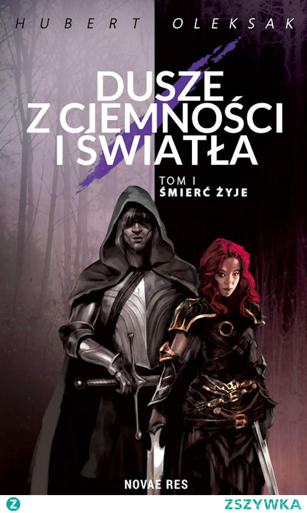 """To, co mi się w tej książce naprawdę podoba to kreacja świata i bohaterów. Każdy z nich ma dobre i złe strony, wady i zalety. Tak samo jak w życiu, nic nie jest czarno-białe i ta nieustanna walka pomiędzy dobrem a złem i ciągłe przeciąganie liny co rusz bardziej na którąś ze stron doskonale pasuje do fabuły i przedstawionych na kartach powieści wydarzeń. Lubię dobre debiuty polskich autorów, a """"Dusze z ciemności i światła"""" zdecydowanie do nich należą."""