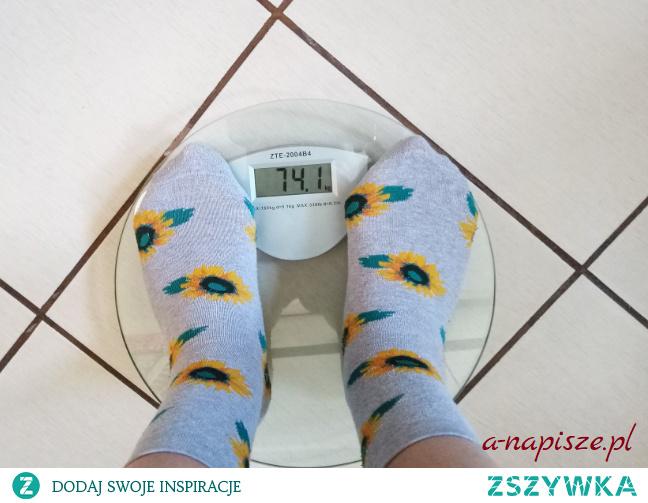 Dieta ONZ schudłam mimo trudności...