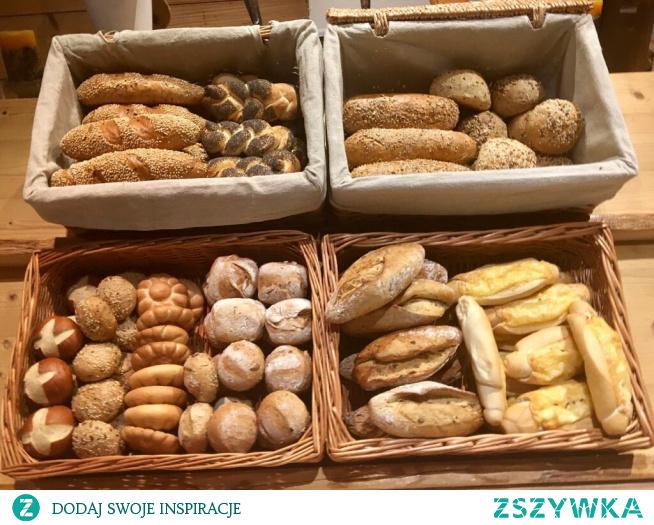 Czym się różni bułka od chleba...