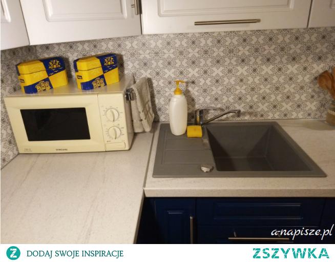Co zmieniłabym w mojej kuchni...