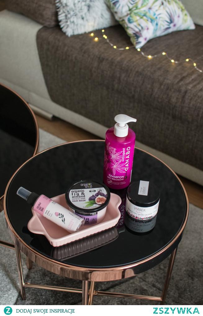 Test kosmetyków naturalnych na włosach!