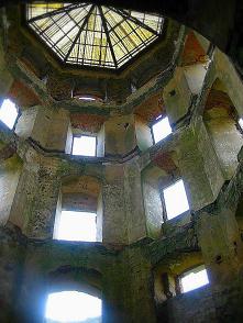 Krzyżtopór - zamek.