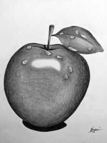 Apple szkic...