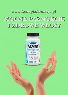 MSM - Mocne Paznokcie i zdr...