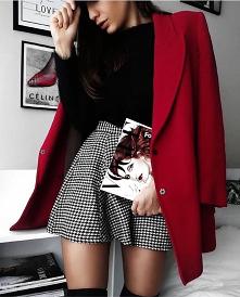stylizacja że spódniczką • • • #styl #stylizacja #mojstyl #kobietawspodnicy