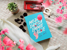 """""""Moja droga Emmie Blue"""" - Lia Louis Przyjaźń, która jak balon, wznosi się ponad wszystko."""