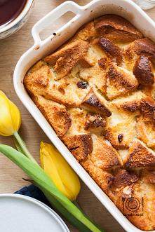 Bread pudding, czyli najpys...
