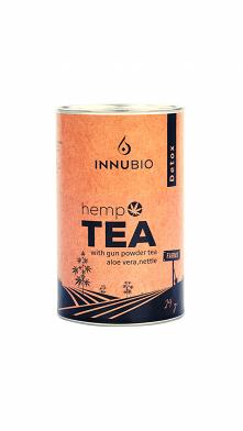Herbata konopna detox! Odpo...