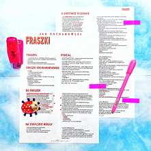 notatka z polskiego - Fraszki Kochanowskiego  #szkoła #językpolski #matura #maturazpolskiego #liceum #szkołapodstawowa #egzaminósmoklasisty #lekcja #powtórka