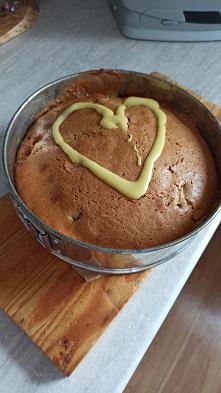 Ciasto z wielkim Love
