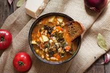 Minestrone – włoska zupa ja...