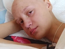 Proszę pomóżcie ciężko chorej dziewczynie ma dopiero 14 lat.
